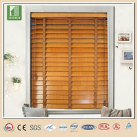 china industry solid wood blind,woven wood blind