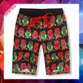 Camuflaje pantalones cortos de neopreno, venta al por mayor sweat shorts