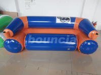 Colorful Inflatable Sofa , Cheap Inflatable Outdoor Sofa