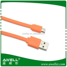 Factory price usb data cable for samsung mobile phone