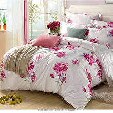 Luxury tencel four-piece wedding bedding double 100% home embroidery factory direct wholesale high-grade bedding sets