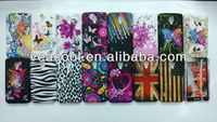 Floral Flower Soft TPU Back Case for LG Optimus L7 II P710