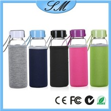 fruit infusion water bottle with private label/ bottle with tea filter