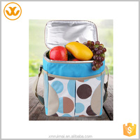 Customize reuseable insulate large capacity picnic cooler bag