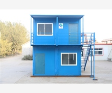 Australia container or steel sheet coated container house