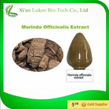 High quality Morinda Extract radix morindae officinalis p.e. Morinda Root Extract
