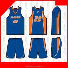 Professional college men team basketball tops/singlet