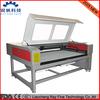 high precision hybrid servo motor cloth fabric textile laser cutter laser cutting machine