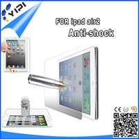 Tablet accessories for screen protector ipad mini,tempered glass film protector for ipad mini