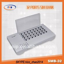 TYH Imei Check Sim Bank/Sim Server/GateWay/sms GateWay/VoIP PBX Server Software SimBank