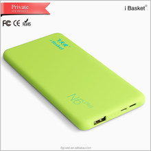 power bank with replaceable battery