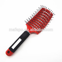 beauty salon equipment hair make up vent brushes hair combs wooden comb plastic comb