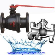 extend stem ball valve producing