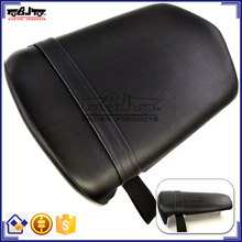 BJ-SC02-R1/00 For Yamaha YZF 1000 R1 Black Leather Rear Side Seat Cover Motorcycle