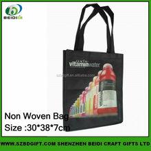 non woven recycled reusable shopping bag for wholesales