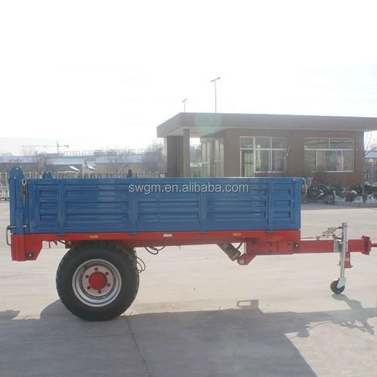 Tractor Supply Axle Trailer : Hot selling cx t ton single axle farm trailer for