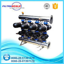 Filtrascale FC3AK4 tomato paste plant waste water recycling disc filter