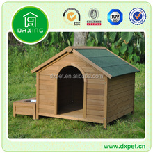 Wooden Dog House Bed DXDH018