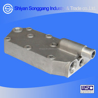 Truck Cylinder Cover /Cylinder Block/Engine Head 231-3509-14.00 Engine Cover for Dongfeng Truck