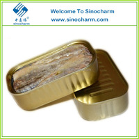 Export Top Quality Canned Sardine In Oil 125g