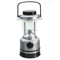 Brand New 15 LED Handheld Camping Lantern Torch Dimmable Dimmer Fishing Tent Light Lamp