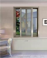Professional Sliding Aluminum Window / Aluminium Window beautiful picture aluminum window and door