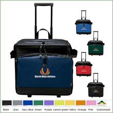 Portable Heavy duty custom cooler bag on wheels