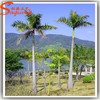 China factory direct new products of artificial palm tree decorative metal palm tree sale