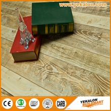 CARB 2 assessed new color Tap&Go locking indoor outdoor laminate wood flooring