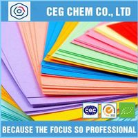 wholesale pigment preparation auburn umber for paper-making children folding with high quality and low price