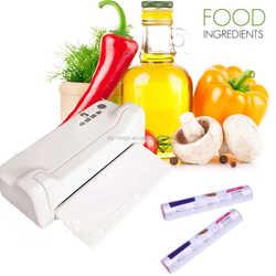 Simple operation handheld vacuum packing machine, vacuum sealer for food