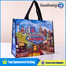 Fancy Non Woven Gift Bag/Laminated Shopping Bag