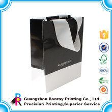 OEM factory full color grocery paper bags for girls