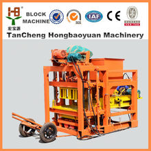 QT4-28 automatic red brick industries
