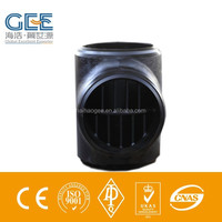 TUV Certificated stainless steel fitting,indutry pipe tee fitting,stainless steel tee asme pipe tee