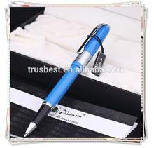 XJ-P923 picasso Peace Sea Blue Roller Ball Pen/PraguePen new design gift pen