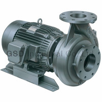 GPS industrial water pump