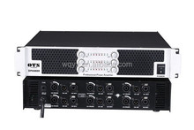Multi-channel Class D high power high voltage operational pa power amplifiers