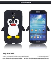 silicone case shaped animal for sexy girl, 3d cartoon animal silicone case for samsung galaxy s4, wholesale case for iphone 5