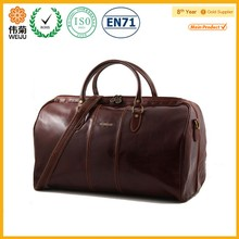 Leather travel bag,travel bags for men