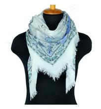 Warm autumn and winter in Europe and America long paragraph printed scarves wild SL0067
