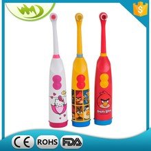 Animal shape travel personalized toothbrush for kids