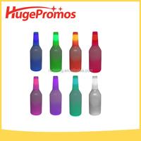 LED Plastic Flair Bottle For Promotion