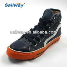 men's classic orange sole shoes 2014