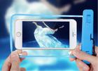 Alta quantidade deepth a 20m bolsa impermeável telefone( sd- wb- 033)