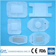 Various waterproof surgical dressing