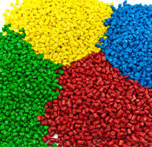 Colorful Glass Fiber Reinforced Nylon 6 Resin Granules