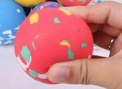 Excellent quality most popular soft eva sport bowling balls
