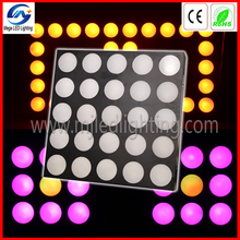 high power 25eyes 30w hot sale led stage light mixer