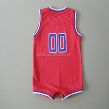 Baby small OEM basketball printed wear